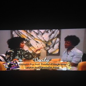 I'm enjoying this lol Talking to Bonnie McDaniel on Ion TV  #singer #songwriter #artist #dmv #interview