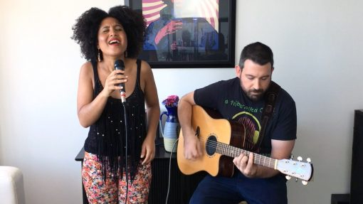 """Every Time He Comes Around"" – Minnie Riperton – Cover by Cecily"