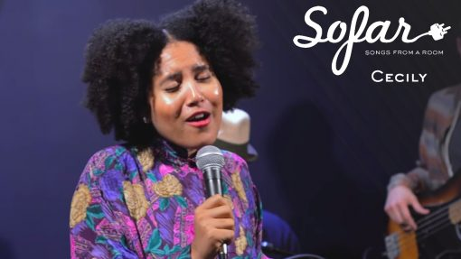 """Real Love"" Live at Sofar Sounds DC"